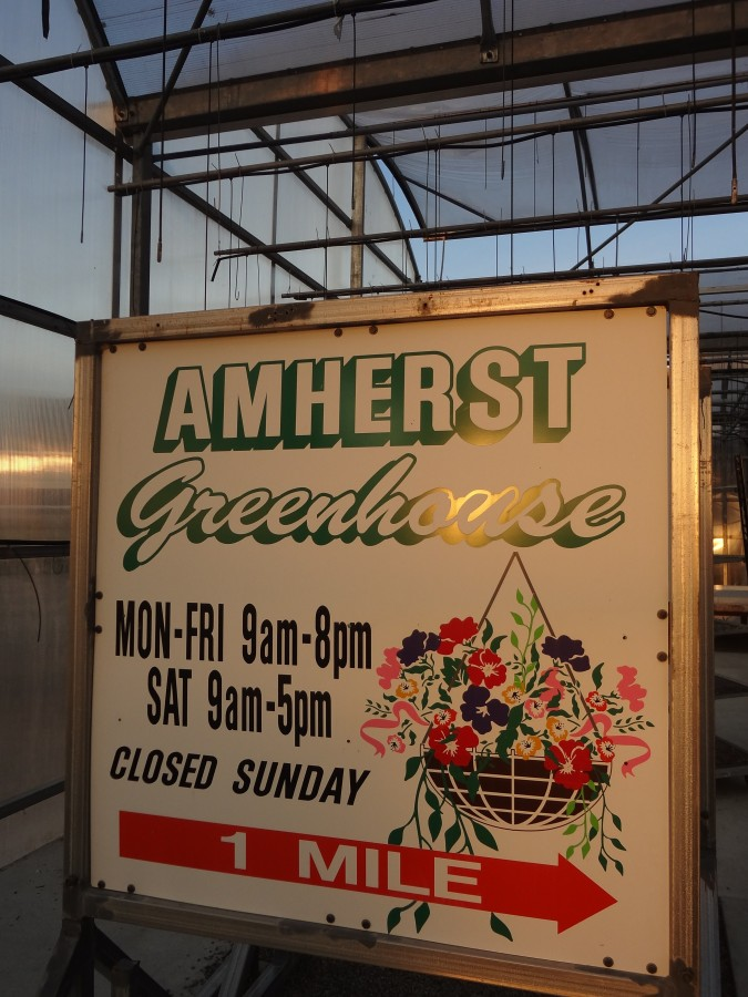 Amherst Greenhouse