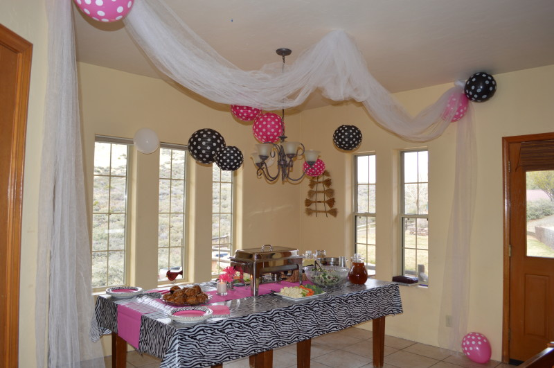 sweet 16 birthday party