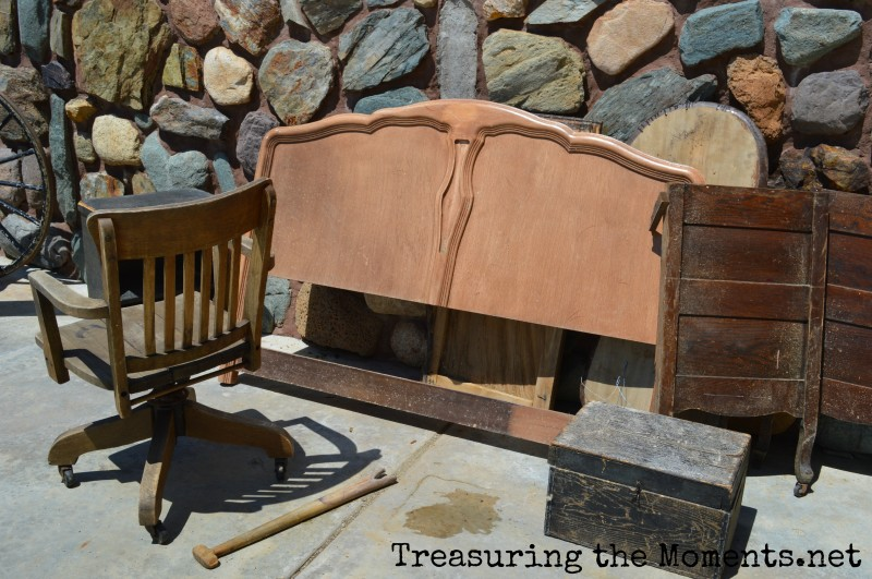 treasuringthemoments.net salvage furniture