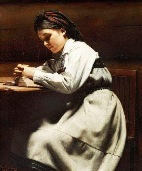young-girl-praying